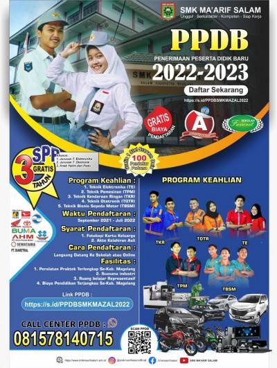 PPDB 20222/2023